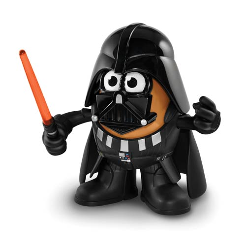 Star Wars Darth Vader Mr. Potato Head