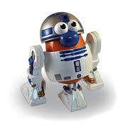 Star Wars R2 D2 Poptaters Mr Potato Head