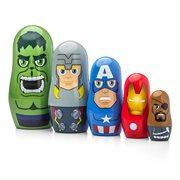 Avengers Marvel Nesting Dolls
