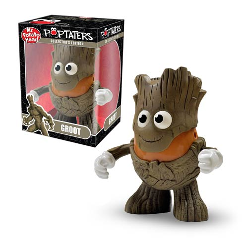 Marvel Guardians of the Galaxy Groot Mr. Potato Head