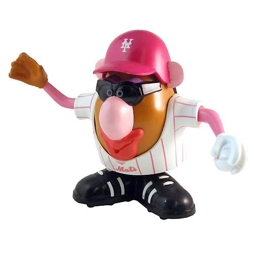 MLB New York Mets Mrs. Potato Head