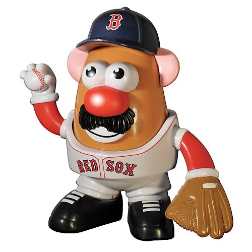 MLB Boston Red Sox Series 2 Mr. Potato Head