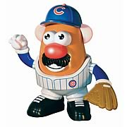 MLB Chicago Cubs Series 2 Mr. Potato Head