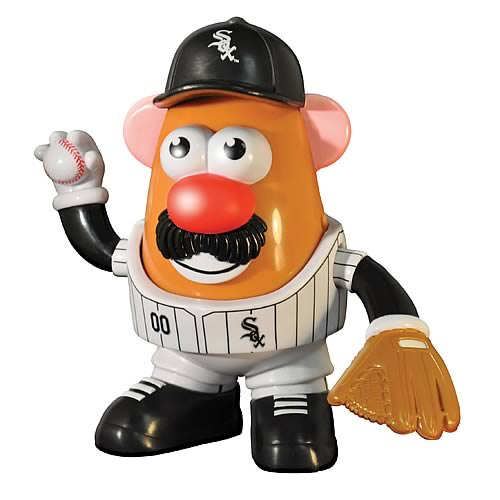 MLB Chicago White Sox Series 2 Mr. Potato Head