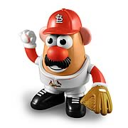MLB St. Louis Cardinals Series 2 Mr. Potato Head