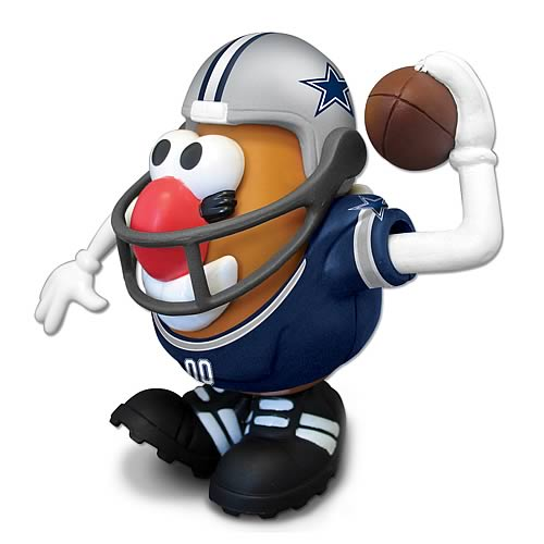 NFL Dallas Cowboys Mr. Potato Head