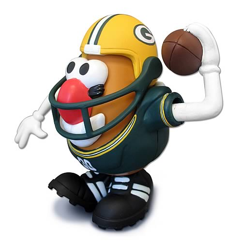 NFL Green Bay Packers Mr. Potato Head