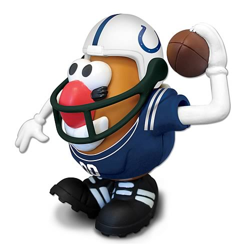 NFL Indianapolis Colts Mr. Potato Head