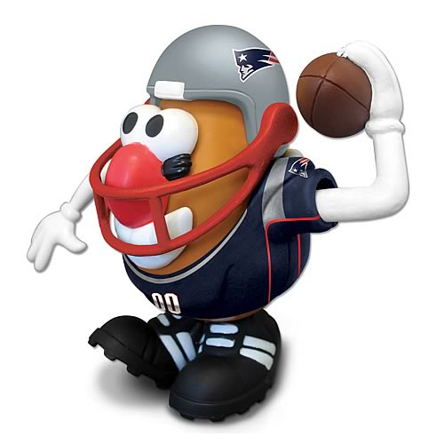 NFL New England Patriots Mr. Potato Head