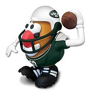 NFL New York Jets Mr. Potato Head