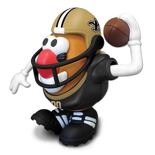 NFL New Orleans Saints Mr. Potato Head