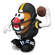 NFL Pittsburgh Steelers Mr. Potato Head