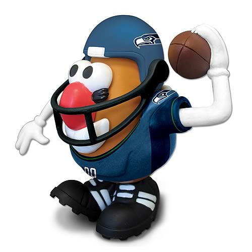NFL Seattle Seahawks Mr. Potato Head