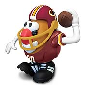 NFL Washington Redskins Mr. Potato Head