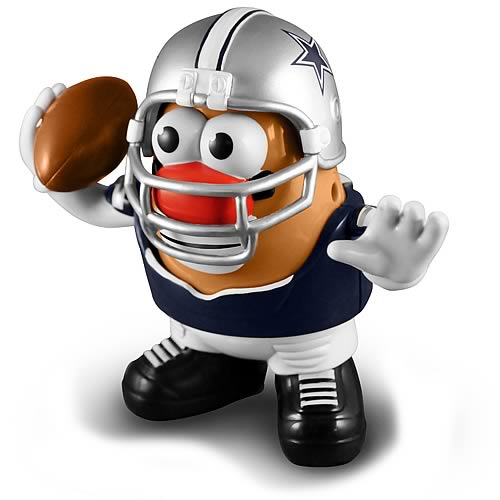 Dallas Cowboy Robot Nfl Dallas Cowboys Series 2