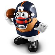 NFL Denver Broncos Series 2 Mr. Potato Head