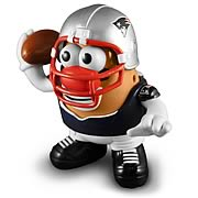NFL New England Patriots Series 2 Mr. Potato Head