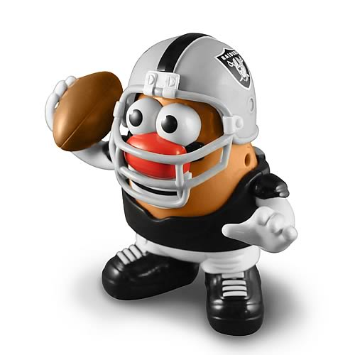 NFL Oakland Raiders Series 2 Mr. Potato Head