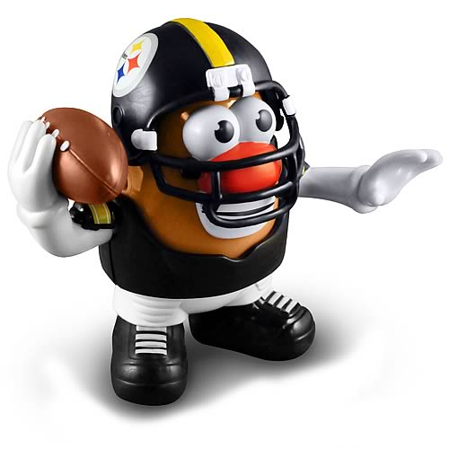 NFL Pittsburgh Steelers Series 2 Mr. Potato Head