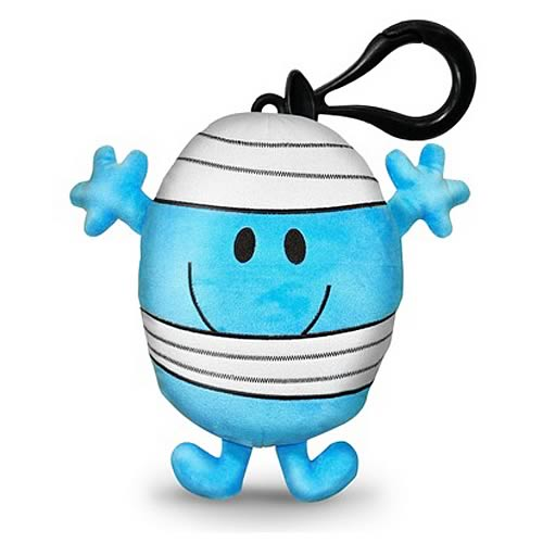 Mr. Men Mr. Bump 4-Inch Mini-Plush