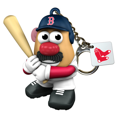 MLB Boston Red Sox Mr. Potato Head Key Chain