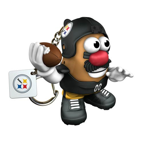 NFL Pittsburgh Steelers Mr. Potato Head Key Chain