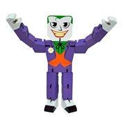 DC Comics The Joker Wood Warriors Action Figure
