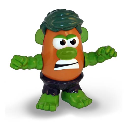 The Hulk Mr. Potato Head
