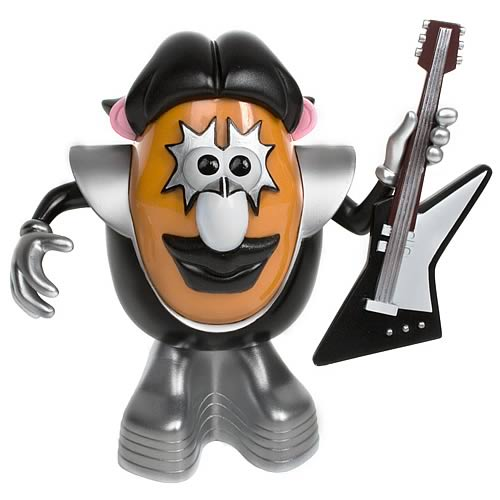 KISS Ace Frehley Mr. Potato Head