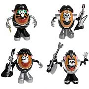 KISS Mr. Potato Head Collector Set