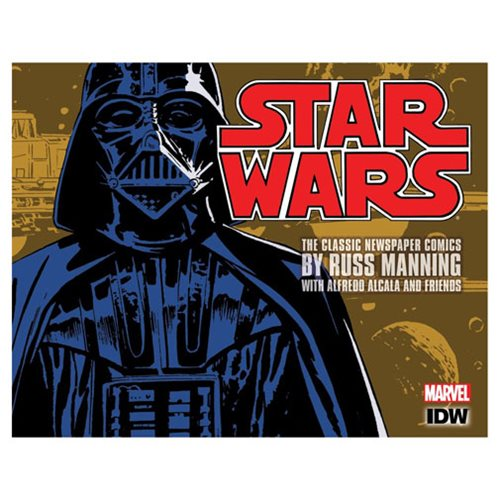 Star Wars The Classic Newspaper Comics Vol. 1 Hardcover Book