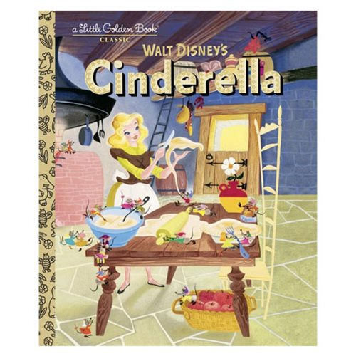 Walt Disney's Cinderella Little Golden Book