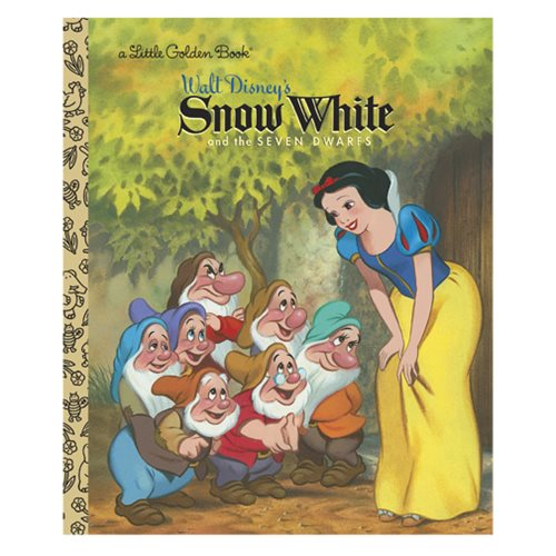 Snow White and the Seven Dwarfs Little Golden Book