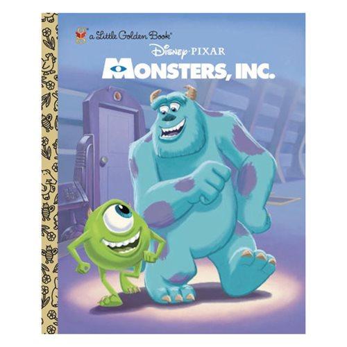 Monsters, Inc. Little Golden Book