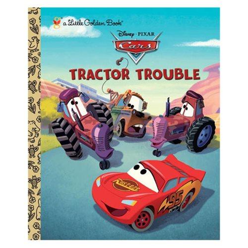 Disney/Pixar Cars Tractor Trouble Little Golden Book