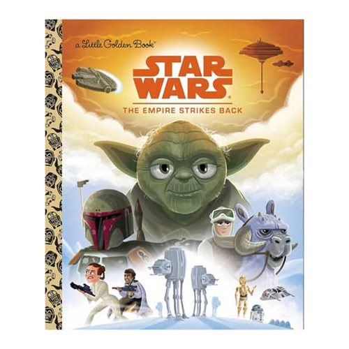 Star Wars: The Empire Strikes Back Little Golden Book
