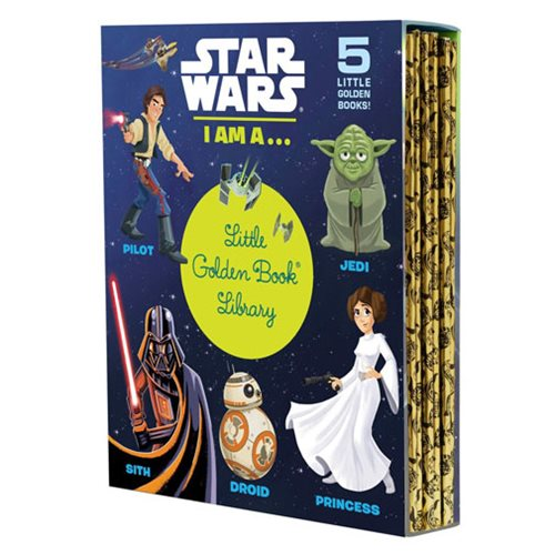 Star Wars: I AM a... Little Golden Book Library Boxed Set