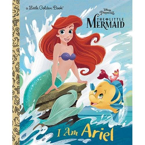 Disney Princess Little Mermaid I Am Ariel Little Golden Book