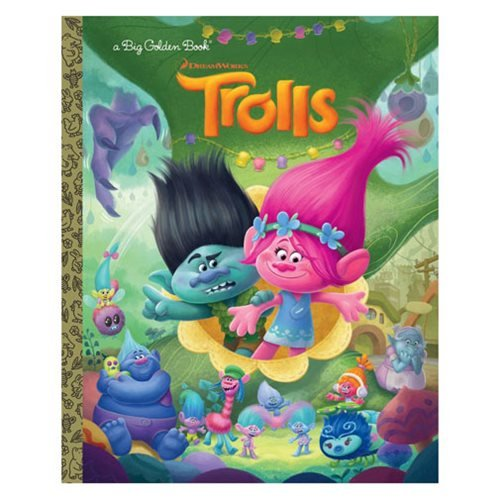Trolls Big Golden Book