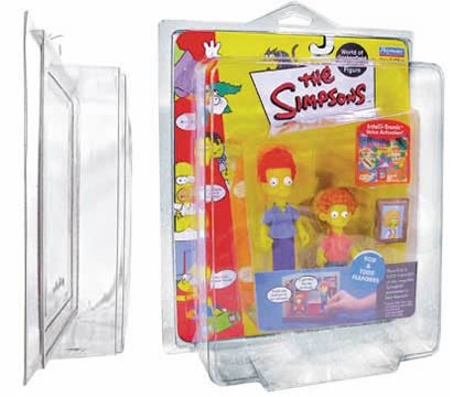 Protective Case: Simpsons 2-inch