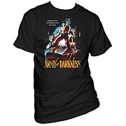 Army of Darkness Movie Poster T-Shirt