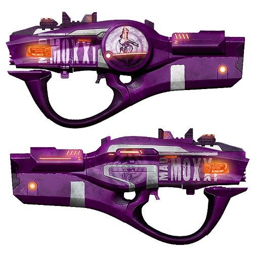 Borderlands 2 Miss Moxxi's Good Touch Gun Prop Replica