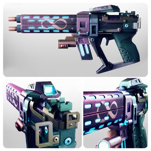 Borderlands 2 Infinity Gun Full Scale Prop Replica
