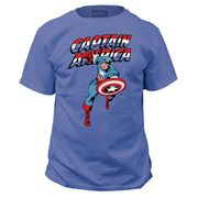 Captain America Retro Style T-Shirt