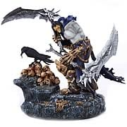 Darksiders II Death and Dust Premier Statue