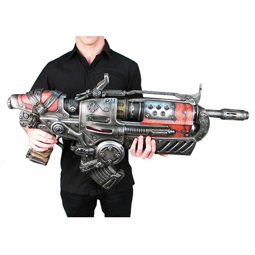 Gears of War 3 Locust Hammerburst II Prop Replica