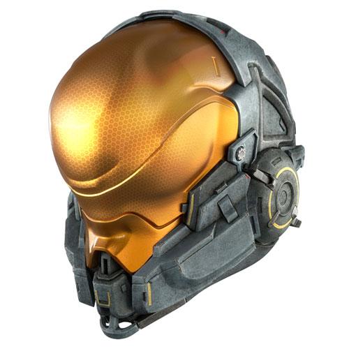 Halo 5: Guardians Spartan Kelly-087 Helmet Prop Replica