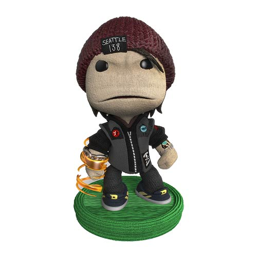 LittleBigPlanet and Infamous Second Son Collide as New Statue