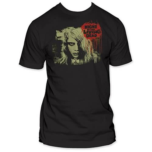 Night of the Living Dead Bloody Karen Cooper T-Shirt