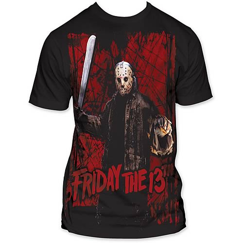 Friday the 13th Jason on the Prowl T-Shirt